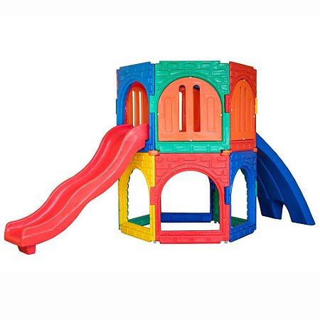 Playground Sextavado