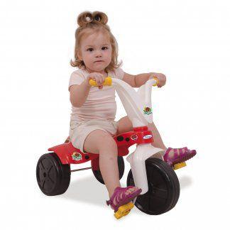 Triciclo Infantil Joaninha