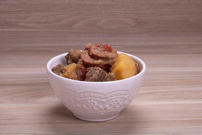 Carne de Panela com Mandioca 250 gramas