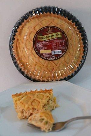 Mini Torta de Palmito 120 gramas