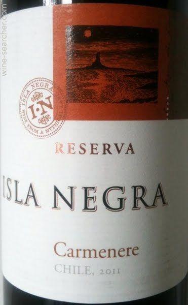 Vinho Isla Negra Reserva Carmenere 750ml