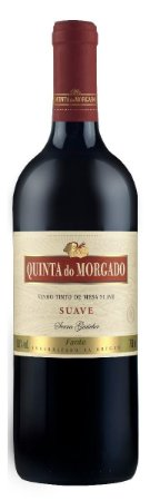 VINHO  TINTO SUAVE 750ML QUINTA DO MORGADO