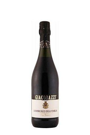 Vinho Lambrusco Giacobazzi Rosso 750ml