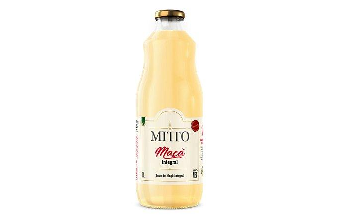 SUCO INTEGRAL DE MAÇA 1LITRO MITTO