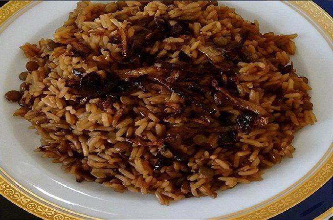 Mindora Mijadra 200 gramas Snoubar Cozinha Libanesa