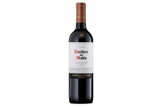 VINHO CARMENERE 750ML CASILLERO DEL DIABLO