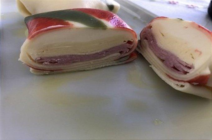 Manicaretti de Presunto, Mussarela e Catupiry 250 gramas Primi Piatti