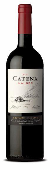 Vinho Catena Malbec 2015 750ML