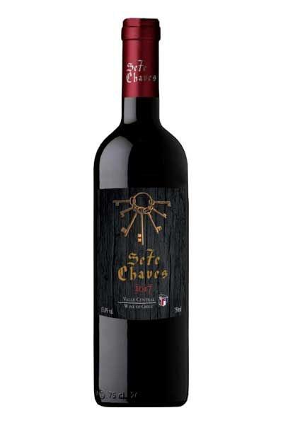 Vinho Sete Chaves 750ml