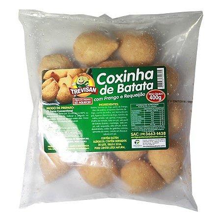 Coxinha de Batata com Frango e Requeijão 400 gramas - Trevisan