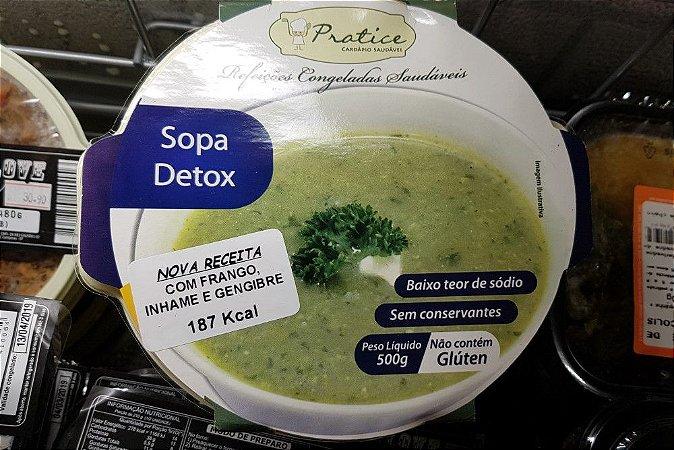 SOPA DETOX 500 GRAMAS