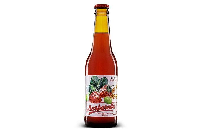 Cerveja Barbarella Morango Long Neck 355ml