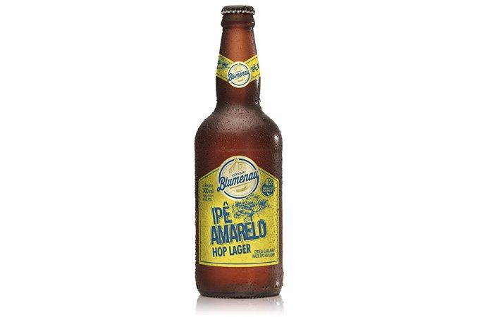 Cerveja Ipê Amarelo Blumenau 500ml