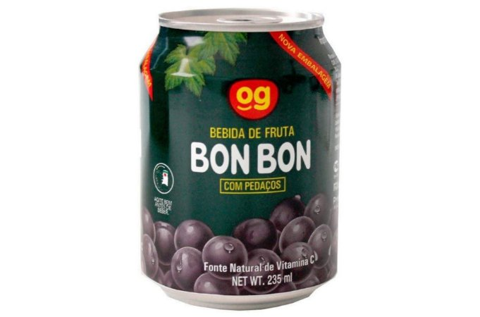 SUCO BON BON UVA ROXA 235ML
