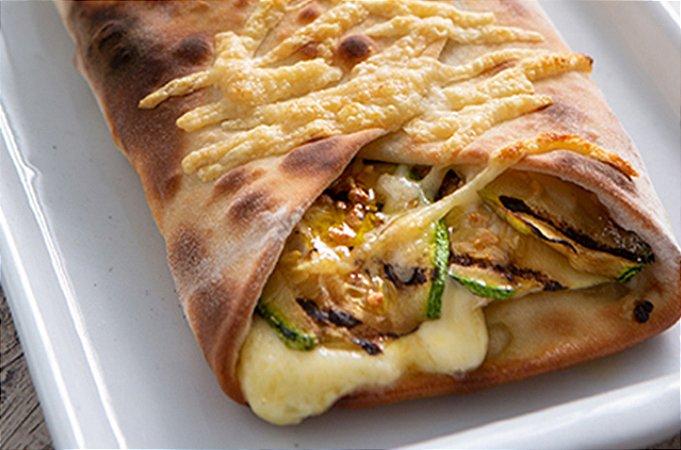Pizza Abobrinha com Brie 500 gramas Pitzz