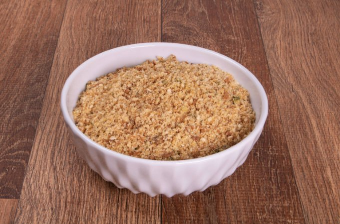 Farofa Crocante 250 gramas