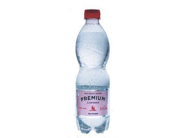 Água com Gás Premium  510 ml Lindoya