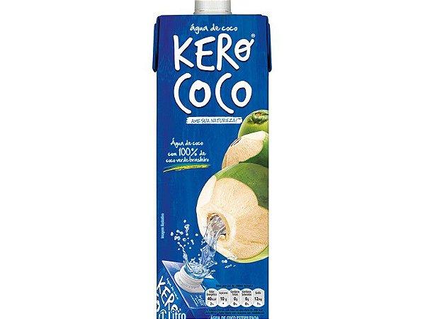 ÁGUA DE COCO 1L KERO COCO