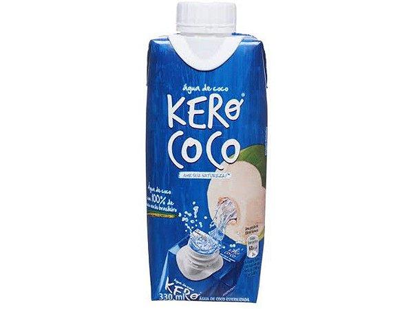 Água de Coco 330ml Kero Coco