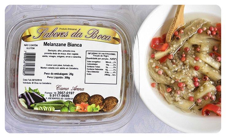 MELANZANE BIANCA 300G SABORES DA BOCA