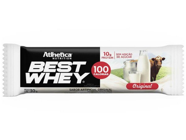 Barrinha Original Best Whey  32 gramas