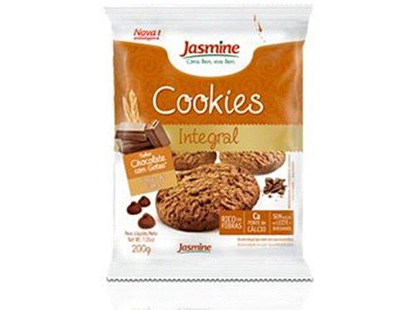 COOKIES INTEGRAL CHOCOLATE GOTAS 150 GRAMAS JASMINE