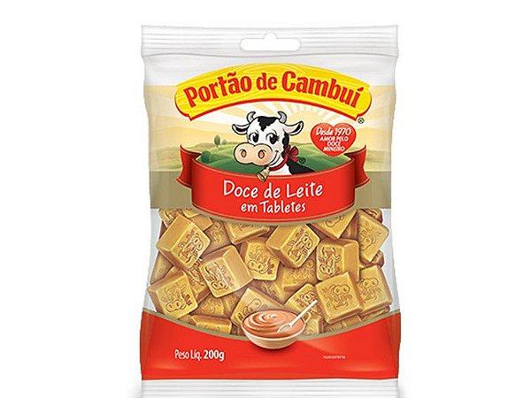DOCE LEITE PURO 200 GRAMAS PORTAO CAMBUI