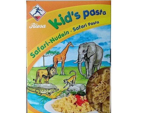 RIESA KIDS PASTA SAFARI 300 GRAMAS