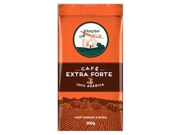 CAFÉ EXTRA FORTE 500 GRAMAS AVIAÇÃO