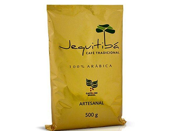 CAFÉ TRADICIONAL 500 GRAMAS JEQUITIBÁ