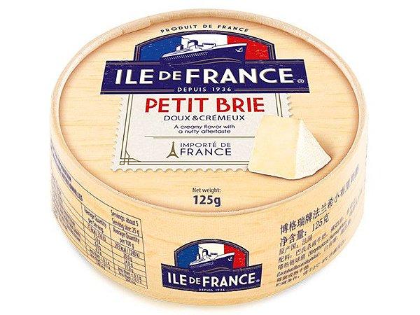 Queijo brie ile de france 125g