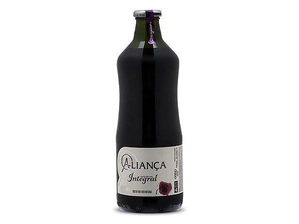 Suco de uva integral 450ml alianca