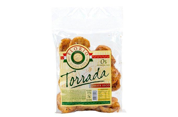 TORRADA TOMATE SECO 100 GRAMAS FLORIO