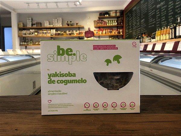 YAKISOBA DE COGUMELOS 350 GRAMAS BE HEALTHY