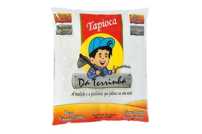 TAPIOCA 500 GRAMAS DA TERRINHA