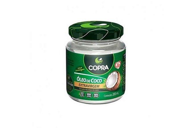 ÓLEO DE COCO 200ML COPRA