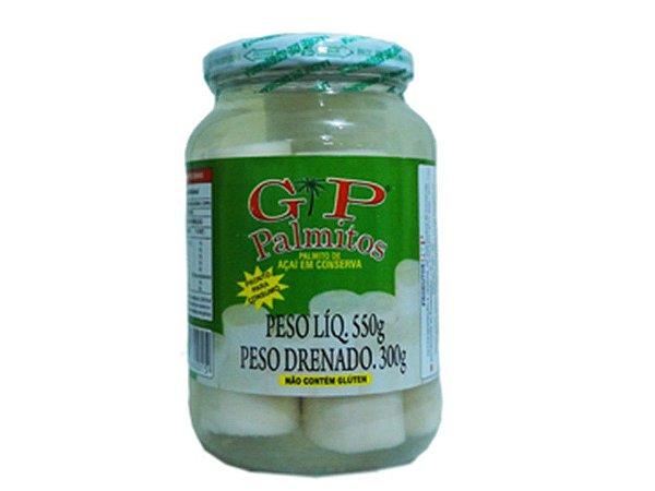 PALMITO AÇAÍ 300 GRAMAS GP
