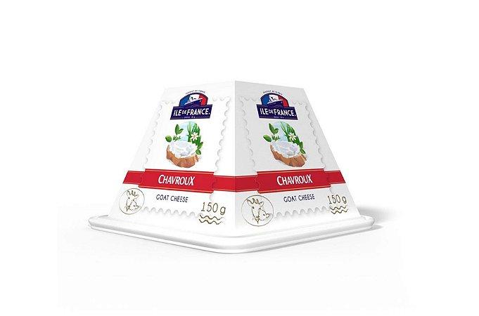 Queijo de Cabra 150 gramas Ile de France