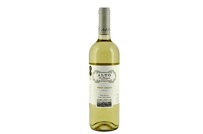 Vinho Pinot Grigio 750ml Alto Los Romeros