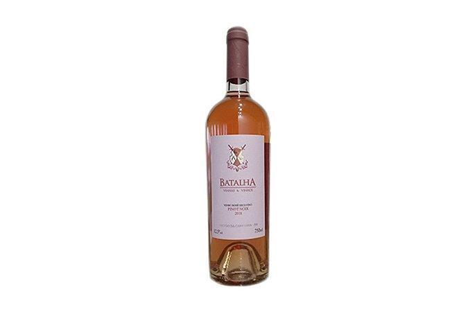 Vinho Pinot Noir Rose 750ml Batalha