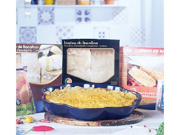 Bacalhau com Natas 400 gramas Bomporto