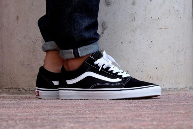 dee0530fb7 Tênis Vans Old Skool Preto Masculino E Feminino - LIBI BEST SHOES
