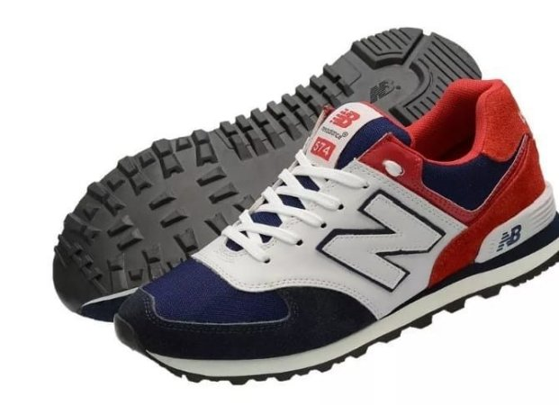 3ab3799ee07 Tenis New Balance Classic 574 - LIBI BEST SHOES