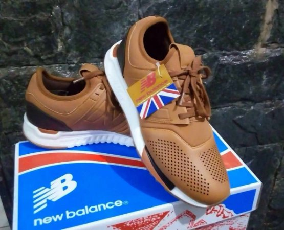 12fe6ad82d7 Tenis Masculino New Balance 247 - LIBI BEST SHOES