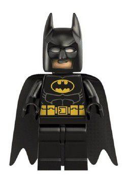 Boneco Batman Compatível Lego DC Comics