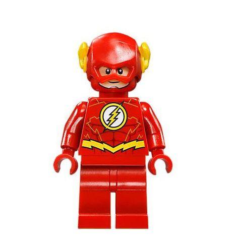 Boneco Flash Compatível Lego DC Comics