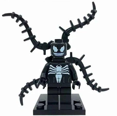 Boneco Venom Compatível Lego Marvel