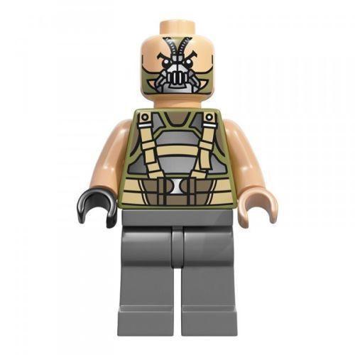 Boneco Bane Compatível Lego Marvel