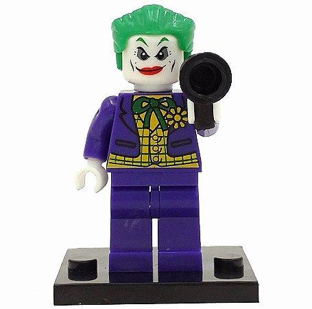 Boneco Coringa Compatível Lego DC Comics