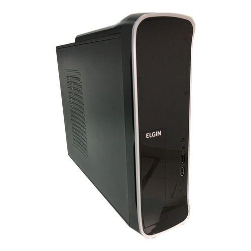 COMPUTADOR ELGIN E3 SLIM FIT I3 4GB 120 SSD 2 SER 8 USB  S/TEC E MOU